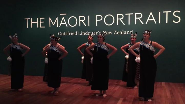 Maori Dance 1