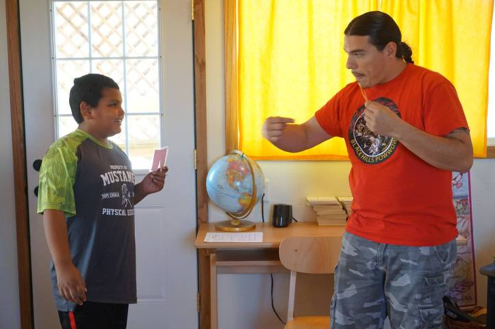 Lakota Language Lesson