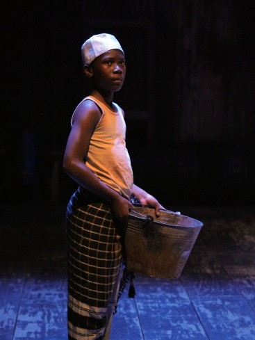 A Man of Good Hope Based on the book by Jonny Steinberg Adapted by Isango Ensemble 6 Oct - 12 Nov A Young Vic and Isango Ensemble Production co-produced by The Royal Opera, Repons Foundation, BAM and Les ThŽ‰tres de la Ville de Luxembourg Direction Mark Dornford-May Conductor Mandisi Dyantyis Music Direction Mandisi Dyantyis & Pauline Malefane Movement Lungelo Ngamlana Light Mannie Manim Speech and Dialogue Lesley Nott Manim International Producer Claire Bejanin