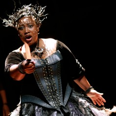 Young Vic / Portobello production of THE MAGIC FLUTE Directed by Mark Dornford-May