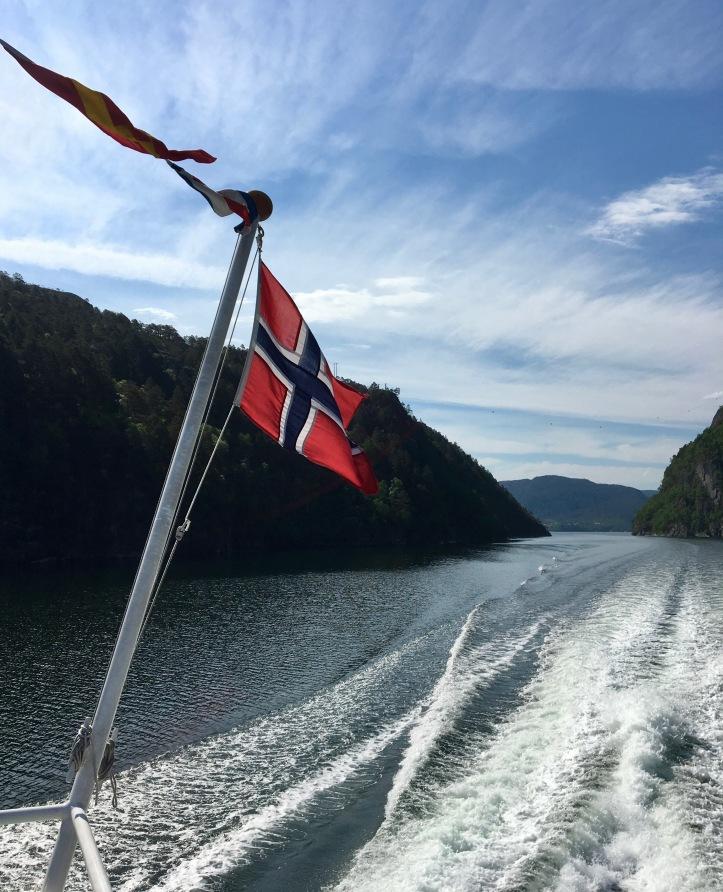 Fjordcruise:Albers