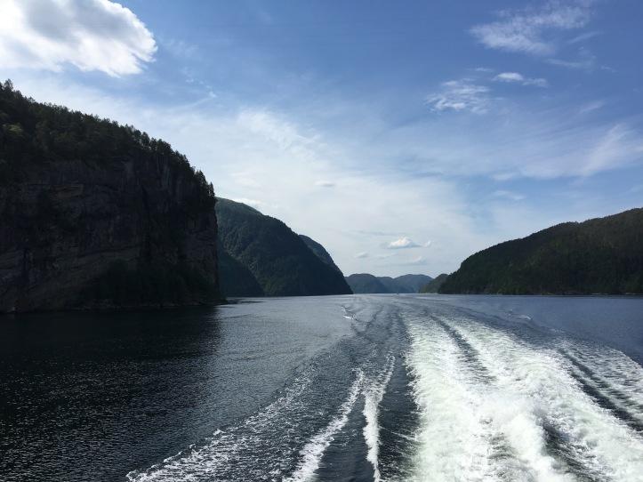 Fjords : Albers